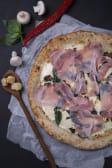 Піца Прошуто фунгі (480г)