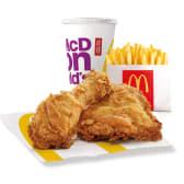 McCombo regular 2 piezas de pollo