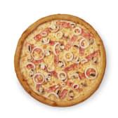 Pizza Carbonara mała