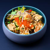 Фунчоза з креветками та тофу (430г)