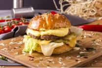 Бургер Super Cheese (300г)
