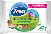 Папір туалетний вологий Zewa Pure moist (42шт)