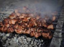 ქართული ღორის მწვადი