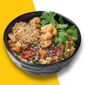 Рис з креветками (320г)