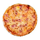 პროშუტო (ლორის პიცა), საშუალო