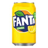 Fanta De Limon Lata  33 Cl.