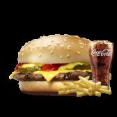 Menu Cheeseburger