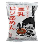 Vegetarian soymilk spicy ramen