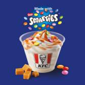 Sladoled Smarties karamela