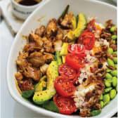 Salad cobb Chicken