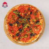 ვეგეტარიანული პიცა/Vegetarian Pizza