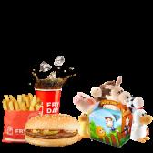 Junior Meal Little Hamburger
