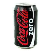 კოკა-კოლა ზერო (0.33) / Coca-cola zero (0.33ml.)