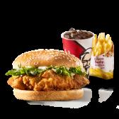 Meniu Fillet® Burger