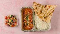Amritsari Masala Chole Lunch Box