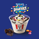 Sladoled Smarties čokolada