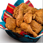 Spicy Chicken Brosted Basket 8pc