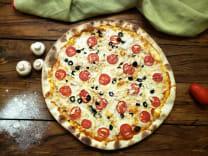 პიცა ქათმით 33 სმ