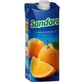 Сік Sandora апельсиновий (0.5л)