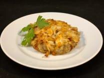 Біфштекс з телятини з цибулею (100г)