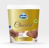 Crème glacée - chocolat - 500 gr