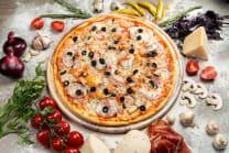 Піца Капрічіоза (33см)
