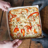 Піца Фітнес (530г)