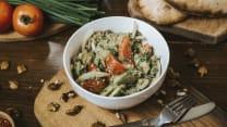 ქართული სალათი ნიგვზით