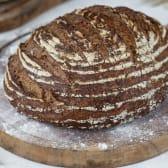 ჭვავის პური