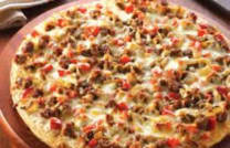 Mexican Beef Pizza 36cm