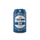 Mahou Sin Lata (33 cl.)