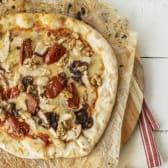 Pizza veneciana