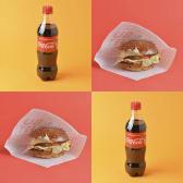 2шт чізбургера + 2шт коли
