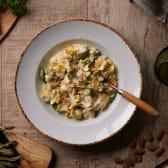 Sachetti di gorgonzola