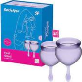 Satisfyer Copa Menstrual Feel Good Azul