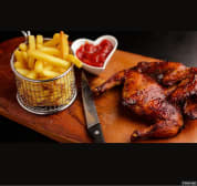 Lebanese Whole Grilled Chicken