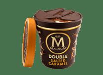 Tarrina Magnum - Double salted caramel (440ml.)