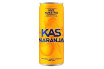 Lata Kas Naranja (33 cl.)