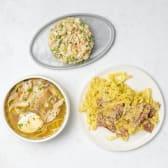 Комбо обід з пастою #7 (700г)