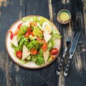 Супер салмон з авокадо (255/50г)
