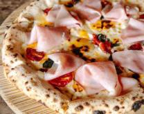 Піца Три сири з шинкою кото (550г)
