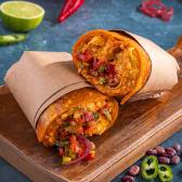 ქათმის ბურიტო / Chicken Burrito
