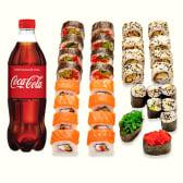 Сет Кампай+Кока Кола 1л (915г)
