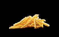 მეგა ზომის ფრი/Mega Size French Fries
