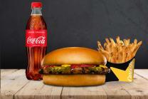 Menú Cool Kids Burger