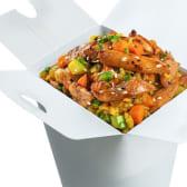 ბრინჯი ქათმით /Chicken Rice
