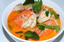 Tom Yum Soup/