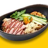 Сингапурський рис з качкою (380г)