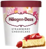 Häagen-Dazs Strawberry Cheesecake