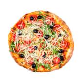 პიცა ვეჯი, საშუალო